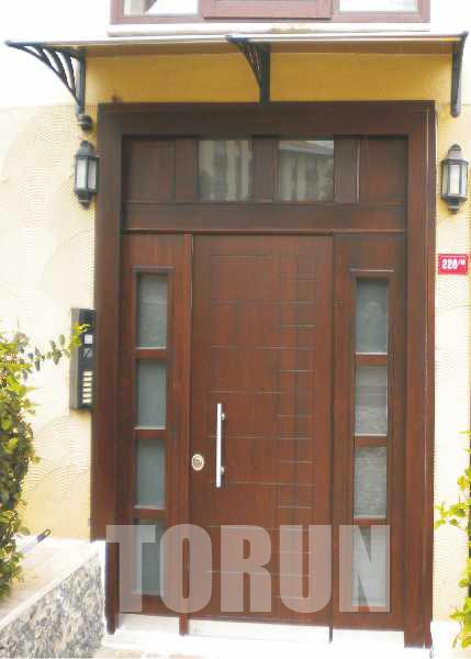 External Steel Doors